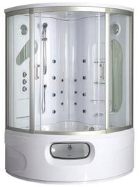 SN Shower NM0543 155x155x220cm White