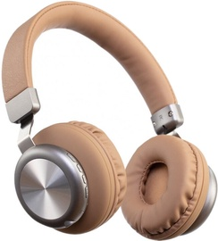ForMe FHP-380 Bluetooth On-Ear Headset Gold