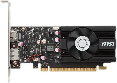 MSI GeForce GT 1030 LP 2GB GDDR5 PCIE GT 1030 2G LP OC
