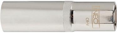 """NEO Long Socket Cr-V 1/2"""" 19mm"""