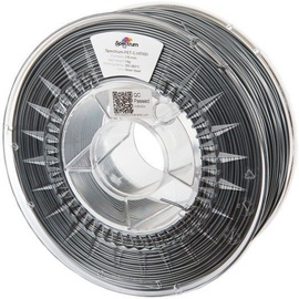 Spectrum Group PETG Filament Cartridge HT100 Silver Steel 1kg