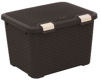 Curver Style Chest 43l Dark Brown
