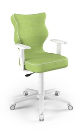 Lastetool Entelo Duo Size 6 VS05, valge/roheline, 425x400x1045 mm