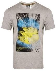 Adidas ED Athletes T-Shirt S87513 Grey M