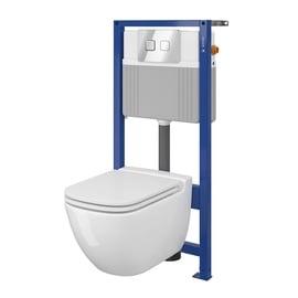 Cersanit Caspia B55 S701-326 Wall-Hung WC
