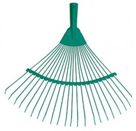 Грабли FLO Leaf Rake Without Handle 43cm