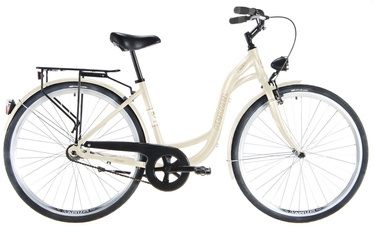 "Jalgratas Kenzel Dream Ceremony, liivakarva pruun, 18"", 26"""