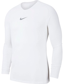 Nike Men's Shirt M Dry Park First Layer JSY LS AV2609 100 White 2XL