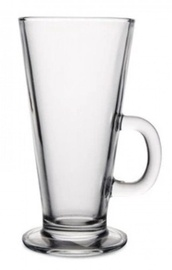 Dajar Colombian Coffee Latte Glass Cup 260ml