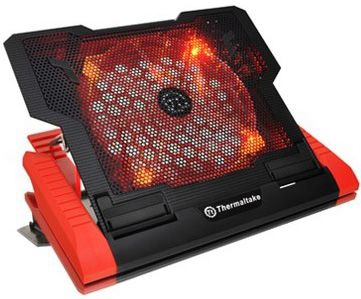 Thermaltake Massive 23 GT Notebook Cooler Red CLN0019