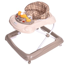 EcoToys Baby Walker J888E Brown