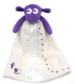 Sweet Dreamers Baby Comforter Ewan Baa Baa Blankie Purple
