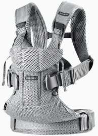 BabyBjorn Baby Carrier One Air Silver 098004