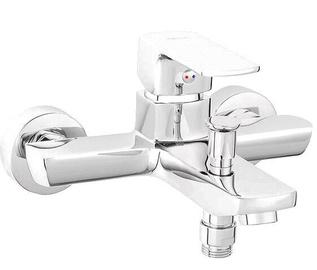 Ferro BLB1VL Alba VerdeLine Bath Mixer Chrome