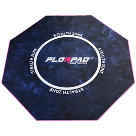 FlorPad Octagonal Floor Mat For Gamers Stealth Zone