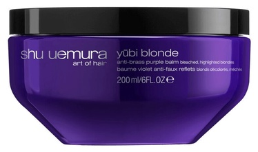 Shu Uemura Yubi Blonde Anti Brass Purple Balm 200ml