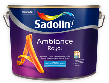 PAINT AMBIANCE ROYAL BW 10L