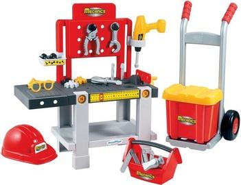 Ecoiffier Mechanics 4in1 Set 8/2379S