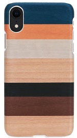 Man&Wood Province Back Case For Apple iPhone XR White