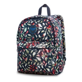 CoolPack Backpack Ruby Feathers Blue