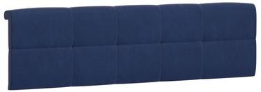 Black Red White Tetrix Headboard Upholstered Cover 140 Blue