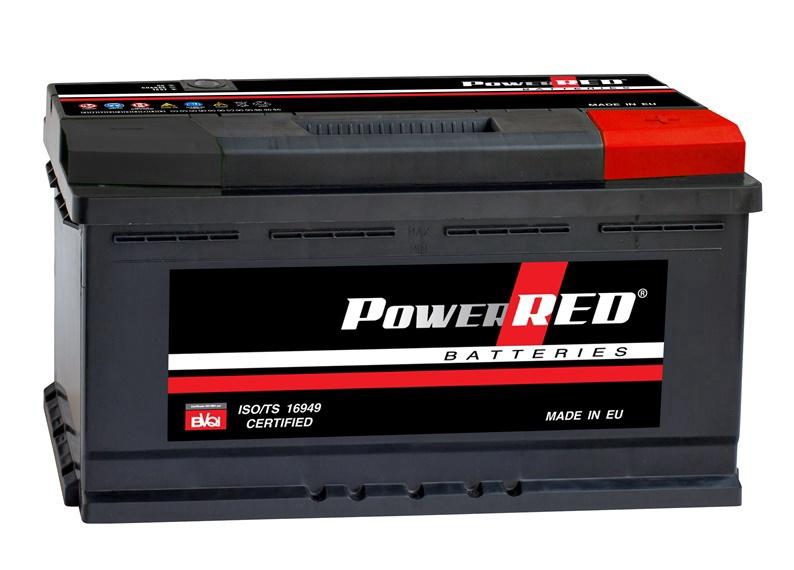 Aku Power Red LB5, 88 Ah, 750 A, 12 V