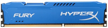 Operatiivmälu (RAM) Kingston HyperX Fury Blue HX316C10F/8 DDR3 (RAM) 8 GB