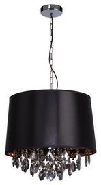Light Prestige Vigo Hanging Lamp E27 60W Black