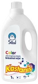 Seal Kastanis Laundry Detergent Color 1l