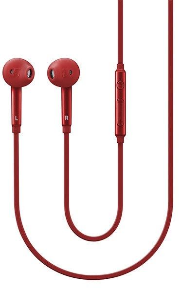 Kõrvaklapid Samsung Original Galaxy S6 Edge EO-EG920R Red