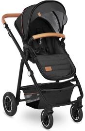 Lionelo Amber 2in1 Stroller Grey Graphite