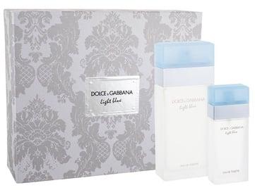 Dolce & Gabbana Light Blue 100ml EDT + 25ml EDT