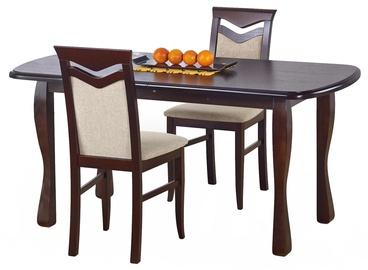 Обеденный стол Halmar Henryk, дубовый, 1600x800x750мм