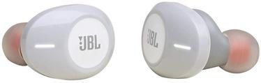 Kõrvaklapid JBL Tune 120TWS White, juhtmevabad