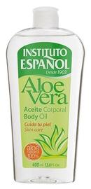 Масло для тела Instituto Español Aloe Vera, 400 мл