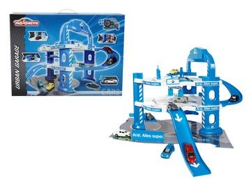 Simba Majorette Urban Garage Blue