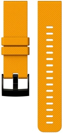 Suunto Traverse Amber Silicone Strap Orange