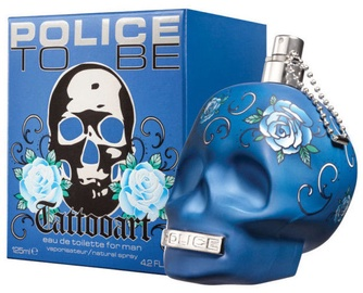 Police To Be Tattooart 125ml EDT