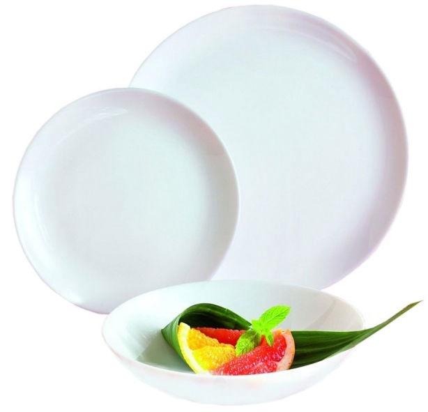 Arcoroc Diwali Deep Plate 20 cm