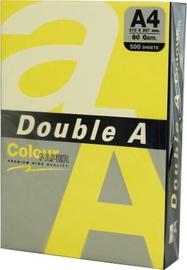Бумага для копирования Double A A4 500 листов желтая