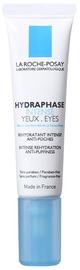 Silmakreem La Roche Posay Hydraphase Intense Yeux Eye Gel, 15 ml