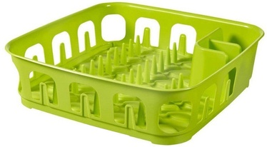 Curver Dish Dryer Essentials 39x39x10,1cm Green