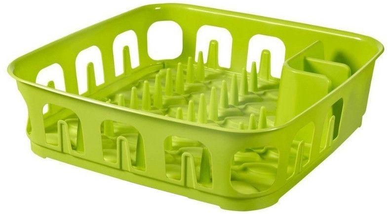 Curver Dish Dryer Essentials 39x39x10,1cm Green