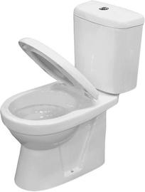 WC-pott Diana Turino Horizontal 3/6L