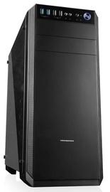 Modecom Tower Oberon Pro Glass Black