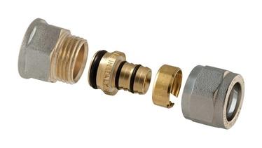 TDM Brass Demountable Threaded Head 3/4''x16mm 1435E