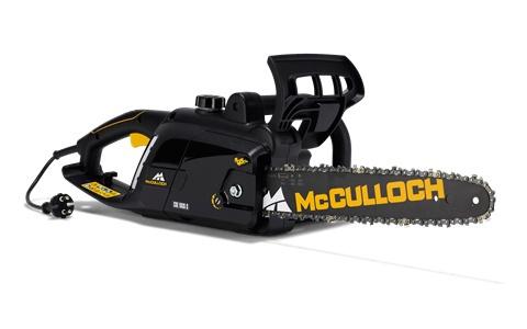 Elektriline mootorsaag McCulloch CSE1835
