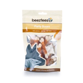 Koeramaiused Beeztees Party Bones, kanalihaga, 85 gr