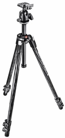 Manfrotto 290 XTRA Carbon 3-Section Tripod Kit MK290XTC3-BH