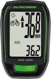 Kross KRC309 Cycle Computer Black T4CLI000140BK